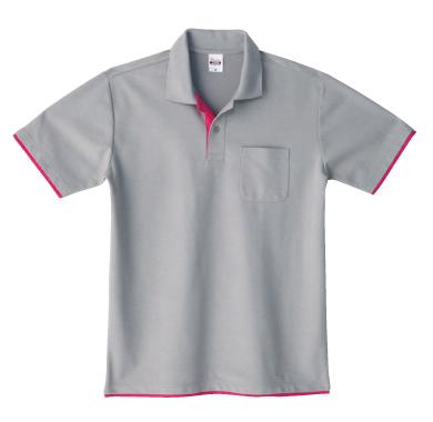 ベーシックレイヤードポロシャツ