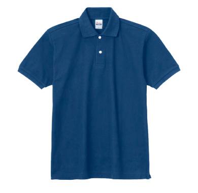 スタンダードポロシャツ