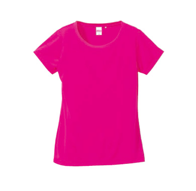 シルキータッチXラインTシャツ