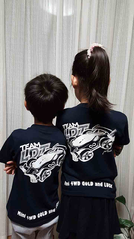 LDT RACING TEAM様